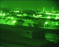 Typical XD-4™ Halo size night vision image