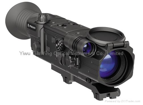 N770 4.5x50 Digital Night Vision Rifle Scope-1