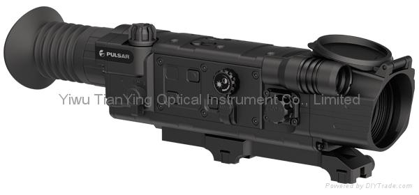 N770 4.5x50 Digital Night Vision Rifle Scope -3