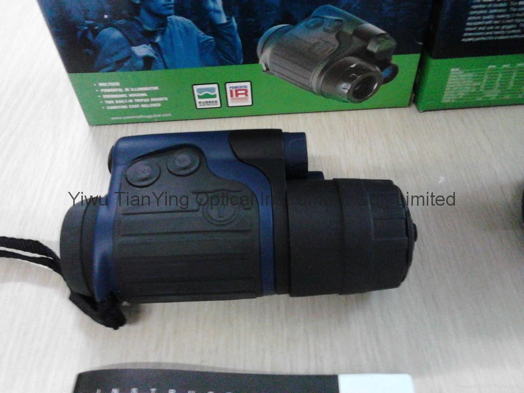 Spartan 3x42 WP Night Vision Monocular -4