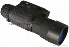 Yukon 3x50 Gen.2+手持單筒紅外線微光夜視儀