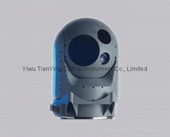 4 Axis Platform 20km 640x512 Maritime Cooled  Thermal Imaging Camera System