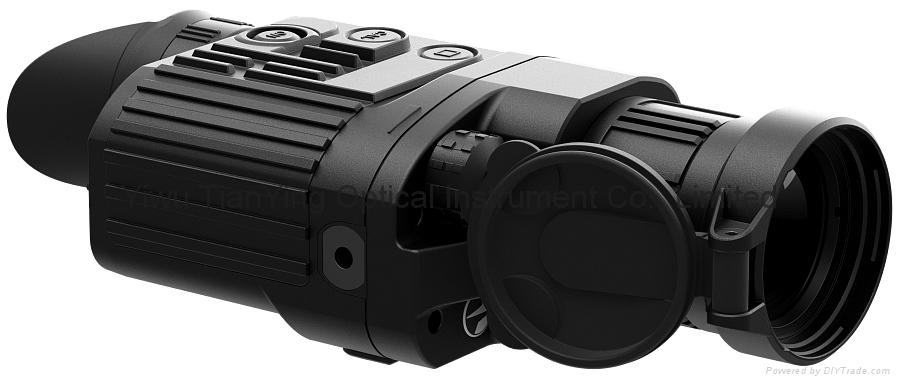 Quantum XQ50 384x288 50mm Focus Thermal Imaging Scope Camera
