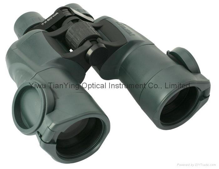 Yukon Futurus 7x50 WA Porro Prism Binoculars Sku # 22031 -2