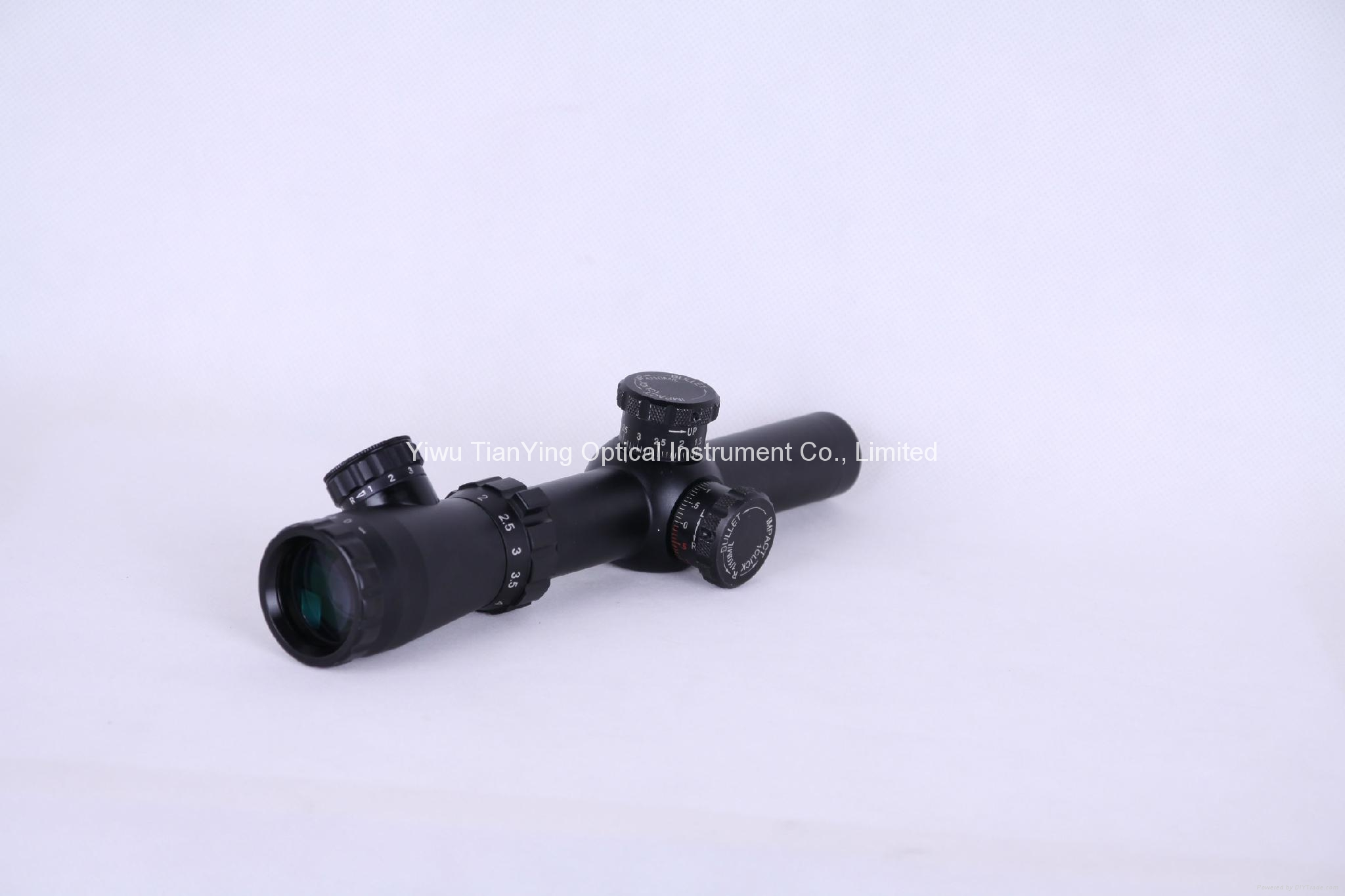 FT830 Fiber Optics Riflescope / Rifle Scope .223 Ballistic Reticle - M4/M16/AR15 -1