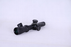FT830 Fiber Optics Riflescope / Rifle Scope .223 Ballistic Reticle - M4/M16/AR15 -1