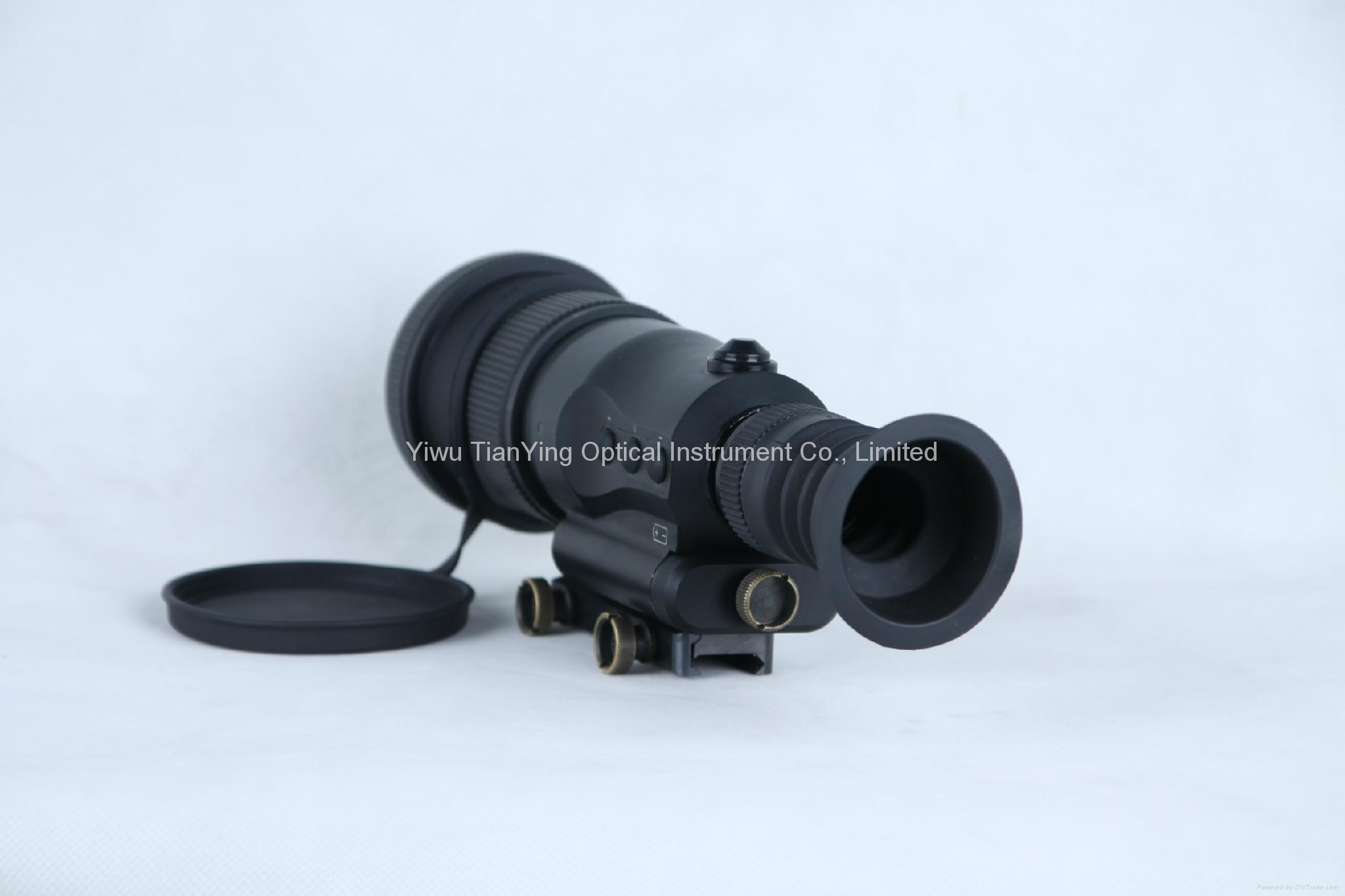 TWS-1300 thermal imaging weapon sight picture-3