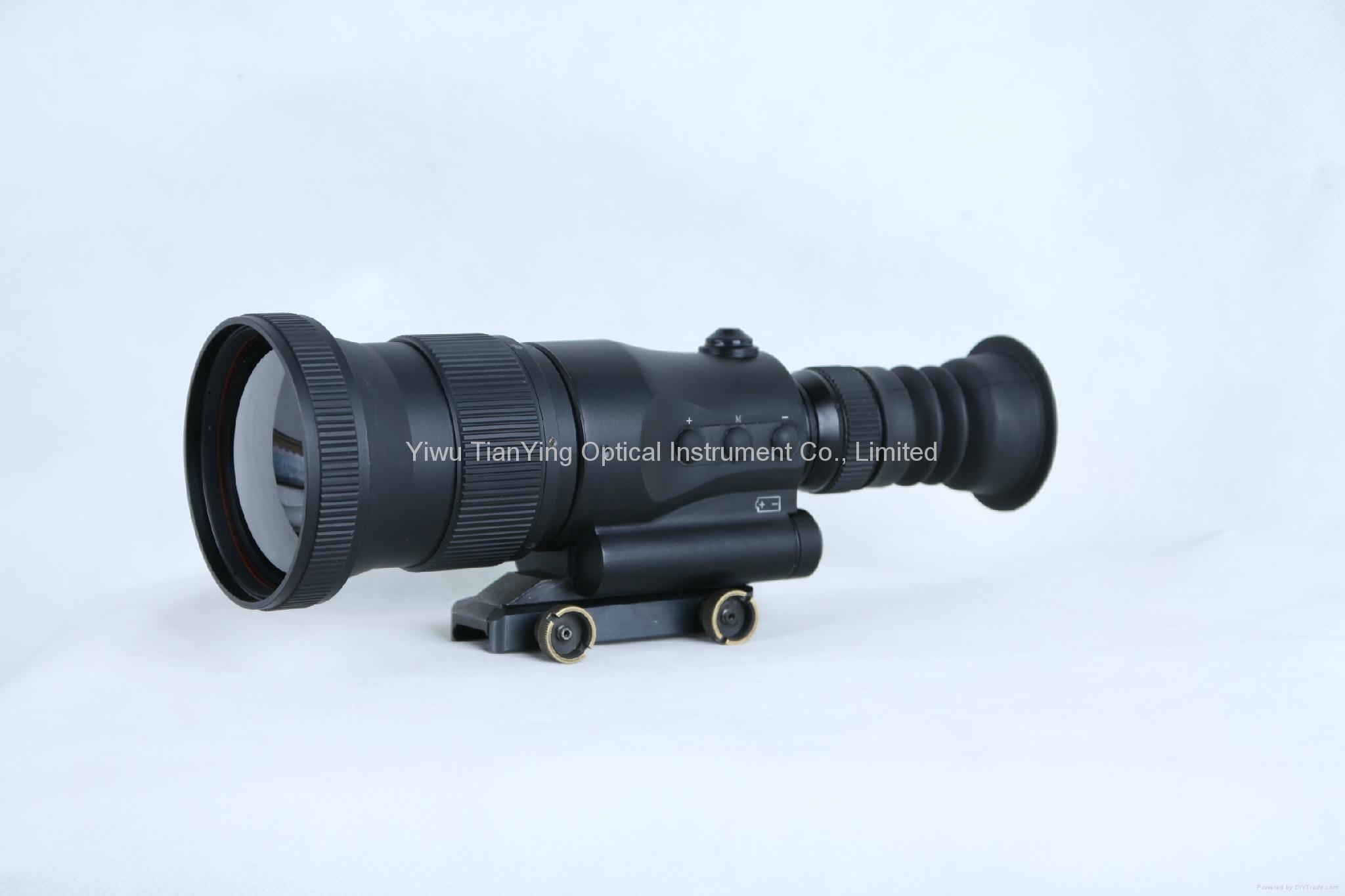640x480 4.5x 1300m Sniper Thermal Weapon Sights - 5