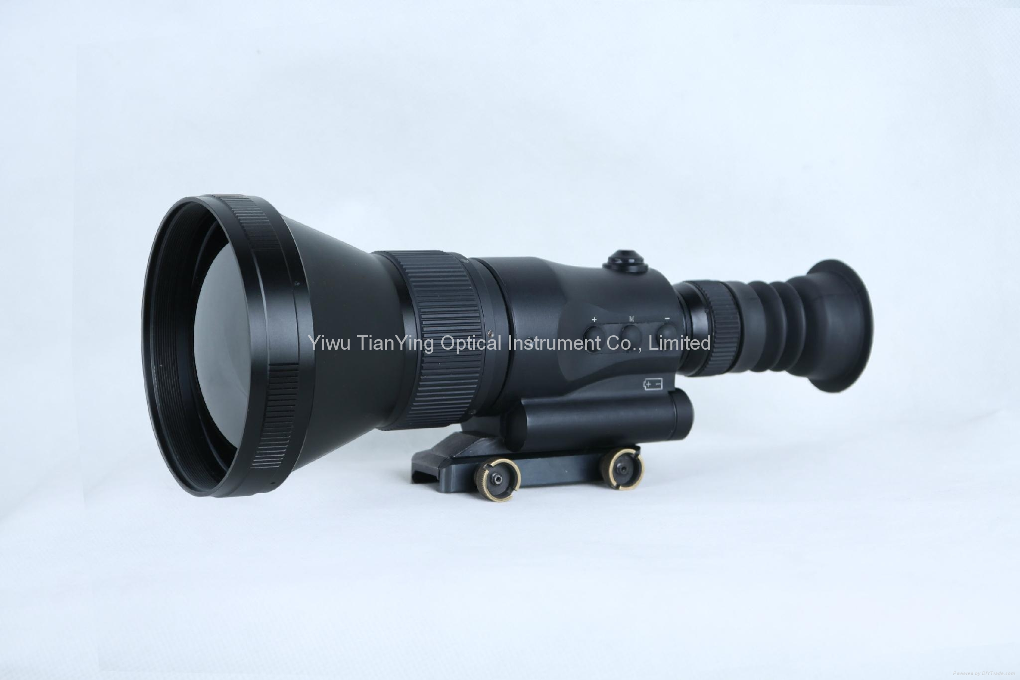 640x512 4.5x 1300m Sniper Thermal Weapon Sights -1