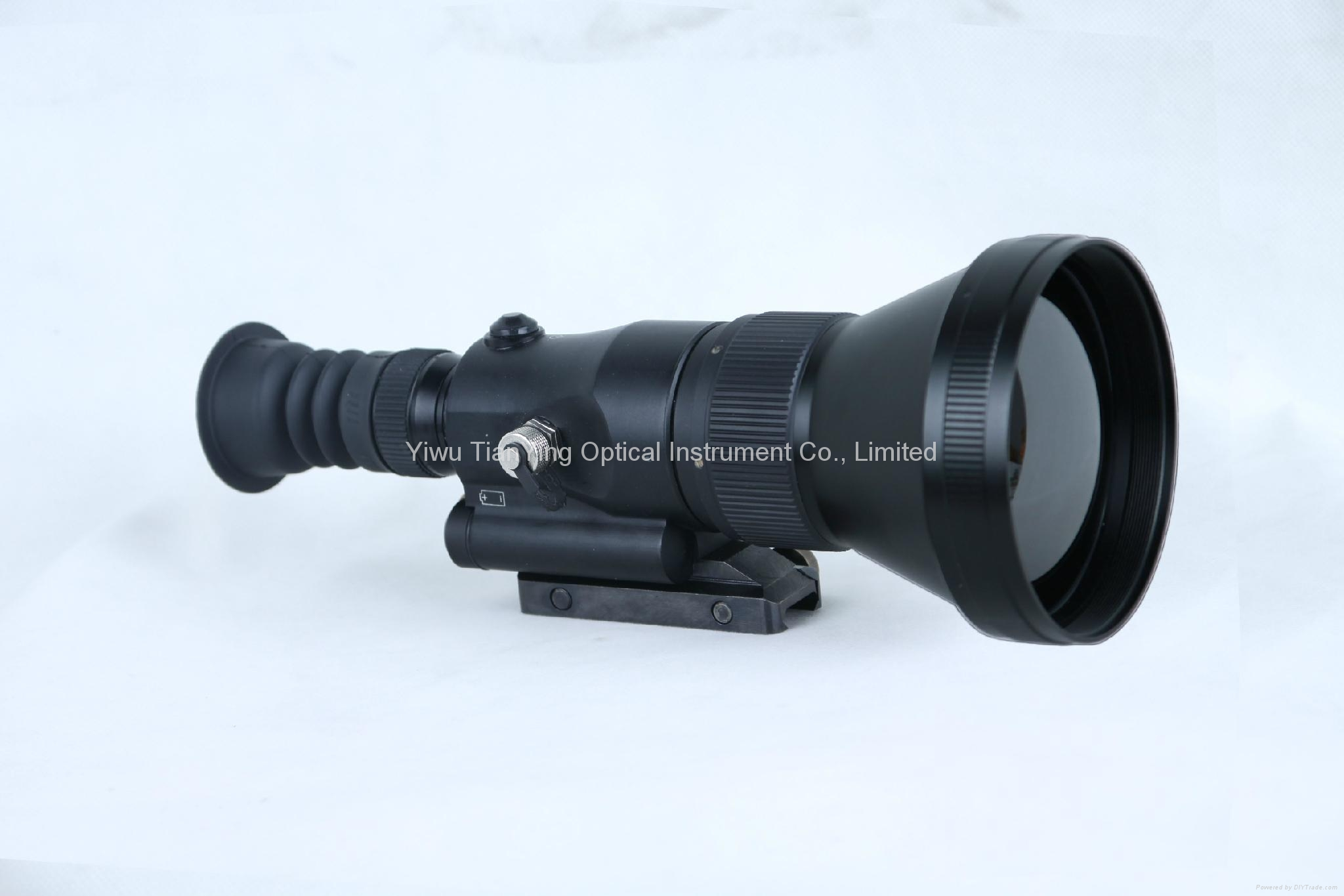 1200m thermal imaging weapon sight picture-5