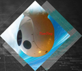2 Axis Platform 640x480 75mm Lens 40mK UAV Thermal Imaging Camera