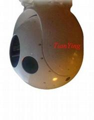 陀螺穩定紅外熱成像攝像機系統