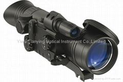 Pulsar 哨兵 Gen 2+ 4x60 夜视枪瞄瞄准镜