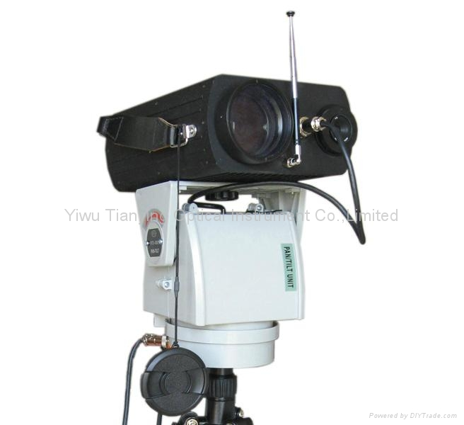 Falcon 400m Remote Control Day Night Vision CCTV IR Camera 1
