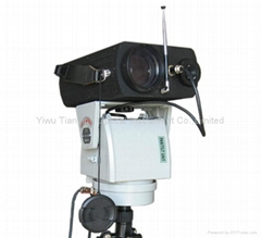 Falcon 400m Remote Control Day Night Vision CCTV IR Camera