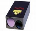 5公里1赫兹1570纳米系统集成用人眼安全激光测距仪模块