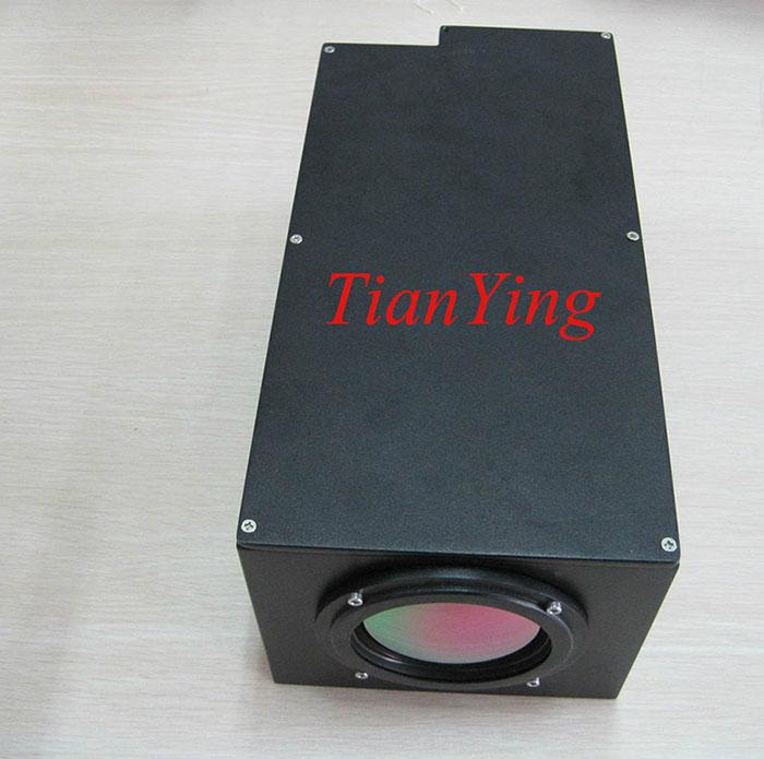 C750 640x512 16km/20km Cooled  Thermal Imaging Camera recognize vehicle 13.5km