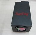 C1200 640X512 18km/21km/40km Cooled Thermal Imaging Camera recognize vehicle 18km