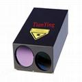25km 1Hz Continuous Rate 1570nm Eye Safe Laser Rangefinder Modules