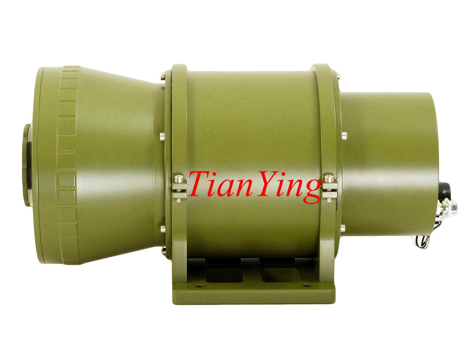 640x512 30-150mm Focus 1.5km/3km Thermal Imaging Camera