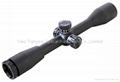 4x40E Tactical Riflescopes