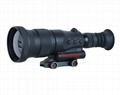 6.5x 1000m Sniper Thermal Weapon Sight Night Vision Riflescope