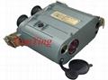 Military 0.5m Accuracy 10km Laser Rangefinder Binoculars