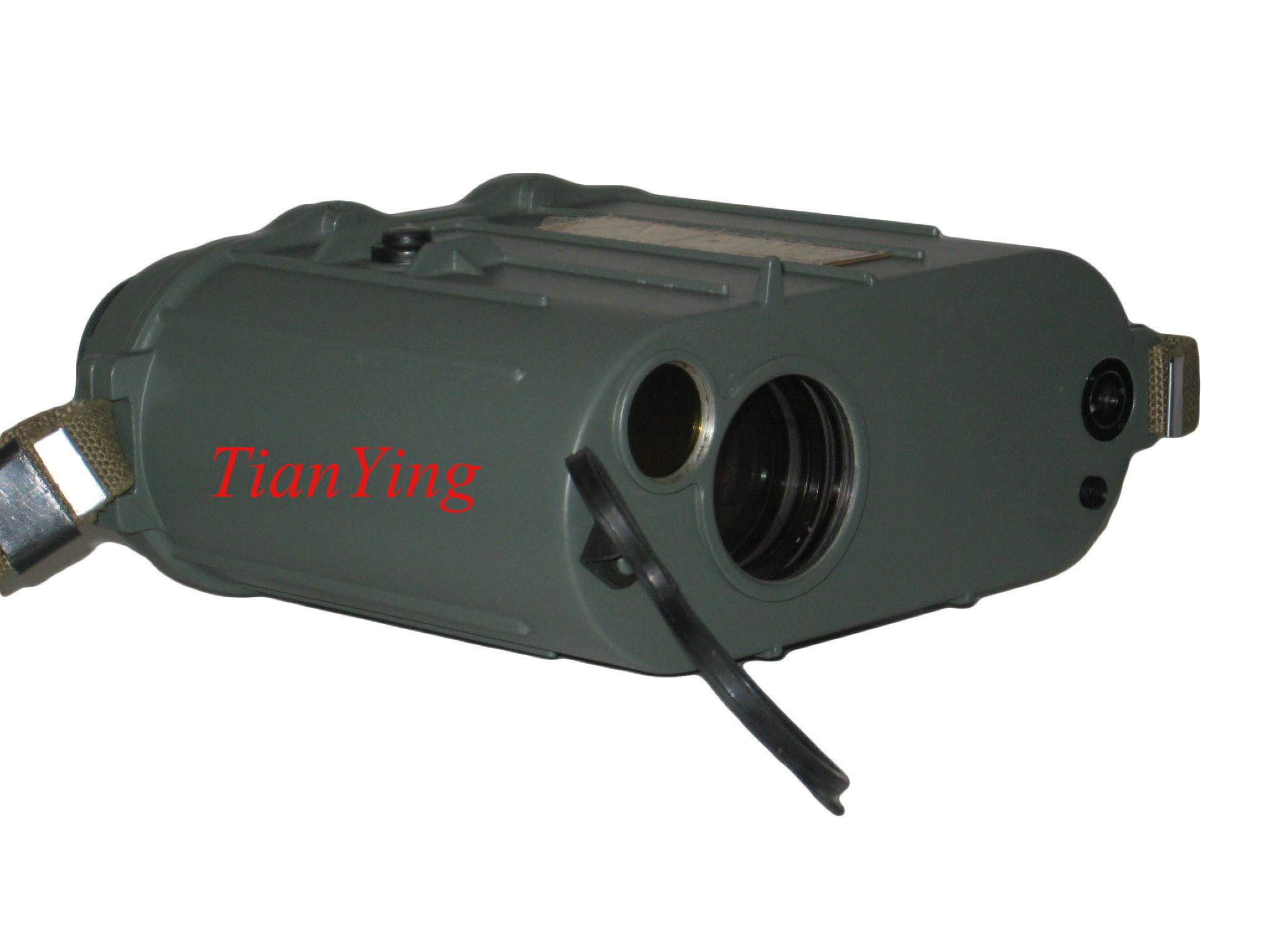 Military 0.5m Accuracy 10km Laser Range Finder Binoculars / Telescope