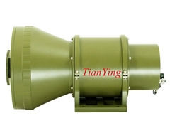 1024x768 30mK 250mm鏡頭監控紅外熱成像攝像機