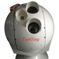 識別人員3km車輛7km光電搜索監視跟蹤紅外熱成像攝像機系統