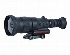 75毫米鏡頭1000米型紅外熱成像槍瞄瞄準鏡 - Remington 700/T-5000/L115A3