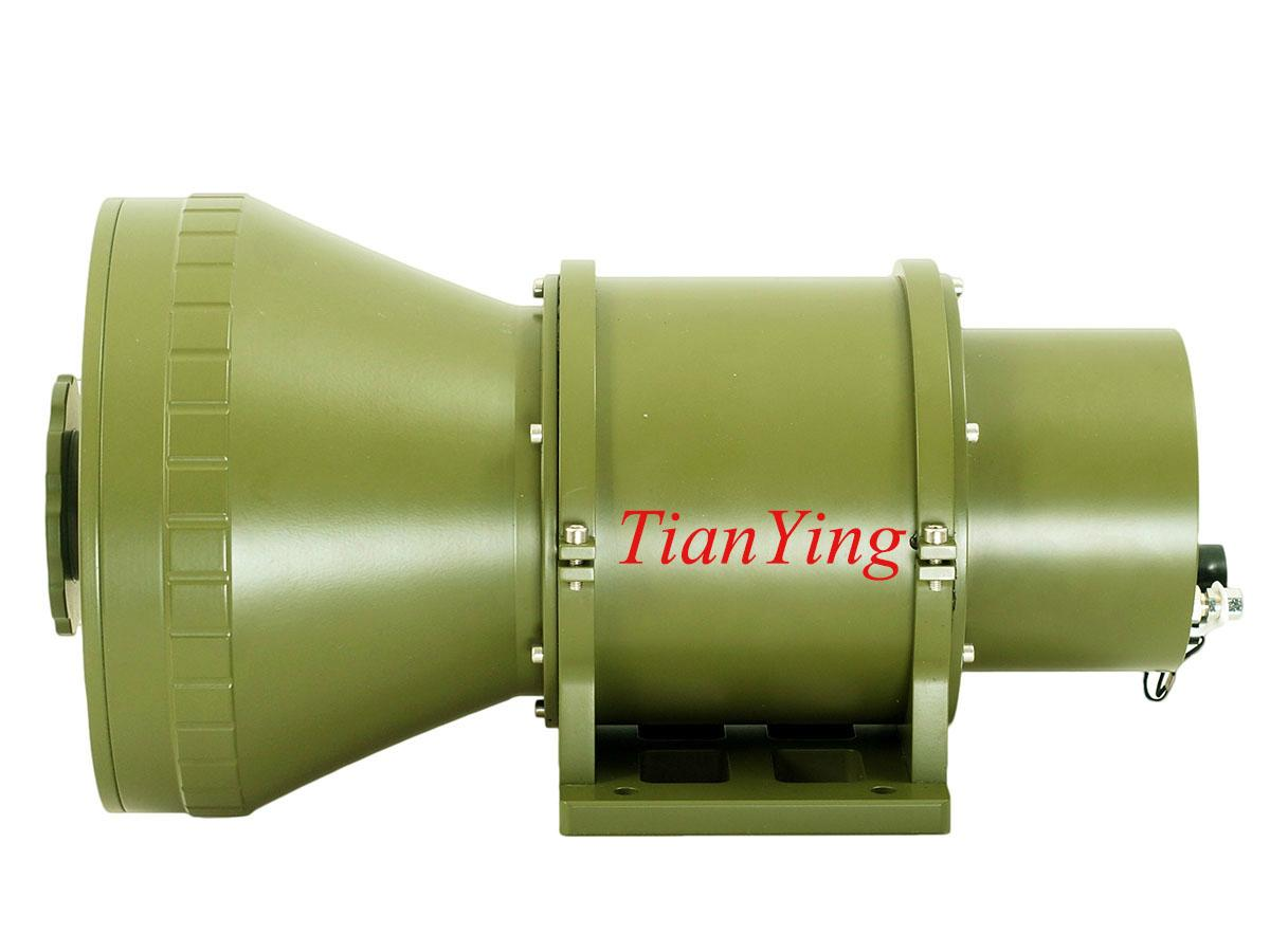 S150 1500m - 2000m human Security Surveillance Infrared Thermal Imaging Camera