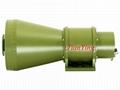 D200 640x512 50/200mm Focus 5km/9km Uncooled Thermal Imaging Camera