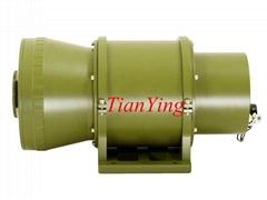 640x512 75-330mm zoom 3km/5km Thermal Imaging Camera