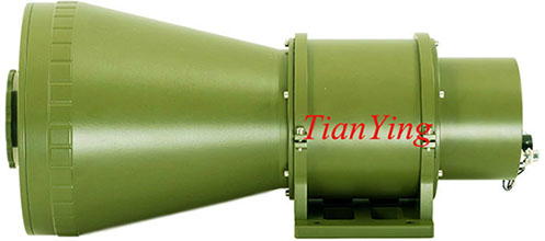 4km/8km/9km/10km/15km Surveillance Thermal Imaging Cameras - TianYing