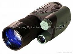白俄羅斯NVMT 4x50/ 3X42/ 2X24 單筒夜視儀