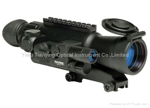 NVRS Tactical 2.5x50 night vision rifle scopes
