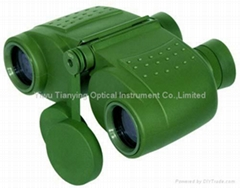Sentinel 7x30 Range Finder Military/Marine Binoculars