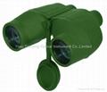 Sentinel 10x50RF Class Range Finder Military/Marine Binoculars
