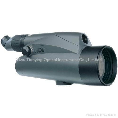 Yukon 6-100X100 Variable Power Spotting Scopes -1