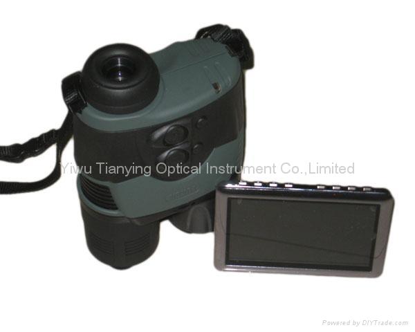 Yukon 玉昆 6.5×42带液晶屏红外线数码夜视仪 3