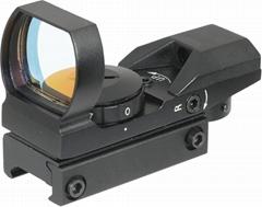 1x33 Ultra Sight Red Dot Sight Rifle scope