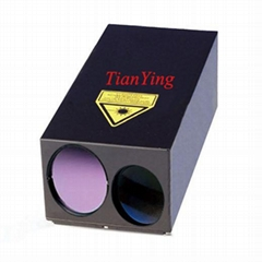 50km 20Hz頻率2米精度輕重量緊湊尺寸激光測距儀模塊