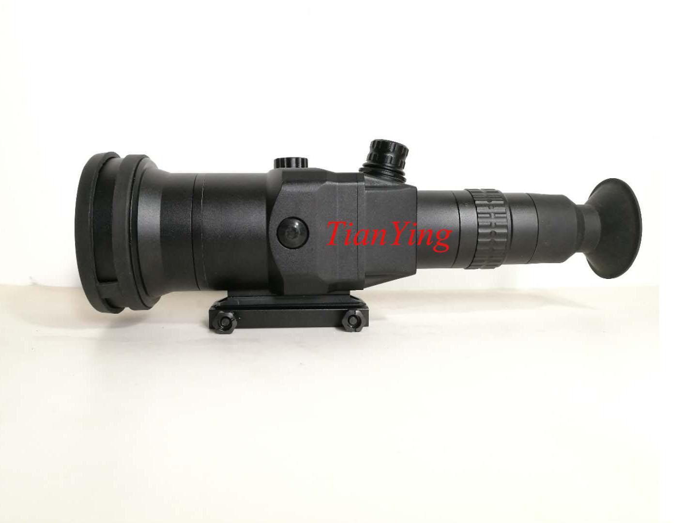 T75I Sniper Thermal Imaging Sight Night Vision Riflescope of 1000m .50 caliber 1280x1027 display -1