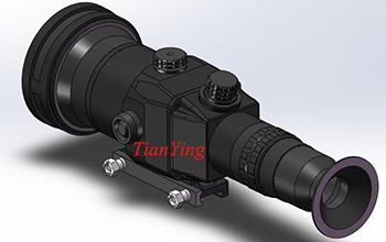 T75 sniper thermal imaging Riflescopes, thermal sight