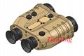 TL300融合微光夜视仪与红外热成像望远镜、夜视望远镜