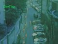 TL300 Fusion Thermal Imaging Night Vision Binoculars - city mode