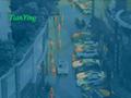 TL300 Fusion Thermal Imaging Night Vision Binoculars - ocean mode
