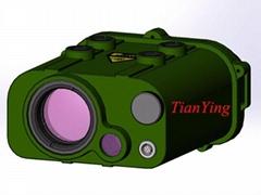 10km 0.5m Accuracy Military Laser Range Finder Binoculars/ Telescope