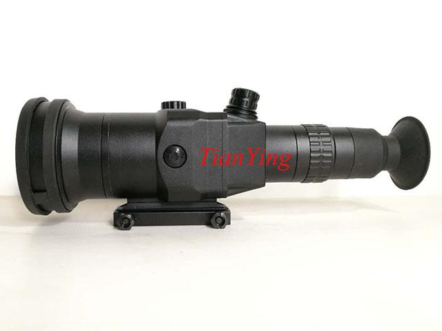 T90I Sniper Thermal Imaging Sight Night Vision Riflescope of 1200m .50 caliber 1280x1024 display -1